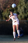 29 November 2013: Virginia Tech's Danielle King. The Virginia Tech University Hokies played the Duke University Blue Devils at Thompson Field in Blacksburg, Virginia in a 2013 NCAA Division I Women's Soccer Tournament Quarterfinal match. Virginia Tech won the game 3-0.