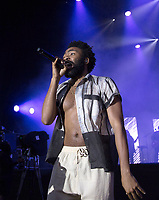 Childish Gambino in London 071418