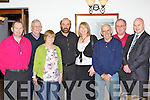 Killarney locals who met Pat Hayes and his band at the country music weeekend in the Killarney Heights Hotel on Saturday night l-r: Sean Furlong, Jack Teahan, Marie Kennedy, Pat Hayes, Una Greally, Michael Kennedy, Eddie Cahill and James Horan..