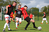 Adare United v Tralee Dynamos / New Balance FAI Junior Cup Round 2 / 29.9.19 / Manor Fields, Adare, Co. Limerick / <br /> <br /> Copyright Steve Alfred / www.pitchsidephoto.com