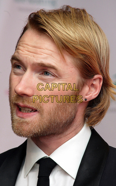RONAN KEATING.At the Emeralds and Ivy Ball in aid of Cancer Research UK..Old Billingsgate Market, London, England, .November 30th 2007..portrait headshot beard.CAP/ROS.©Steve Ross/Capital Pictures