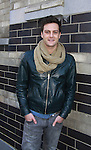 """Van Hughes """"Cole Thornhart"""" on the last day of shooting of The Soap Opera One Life To Live at the One Life To Live Studio on November 18, 2011, New York City, New York. (Photo by Sue Coflin/Max Photos)"""
