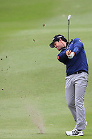 Ricardo Gouveia (POR) on the 18th fairway during Round 3 of the UBS Hong Kong Open, at Hong Kong golf club, Fanling, Hong Kong. 25/11/2017<br /> Picture: Golffile | Thos Caffrey<br /> <br /> <br /> All photo usage must carry mandatory copyright credit     (&copy; Golffile | Thos Caffrey)