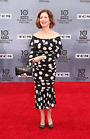 "11 April 2019 - Hollywood, California - Dana Delany. 2019 10th Annual TCM Classic Film Festival - The 30th Anniversary Screening of ""When Harry Met Sally"" Opening Night  held at TCL Chinese Theatre. Photo Credit: Faye Sadou/AdMedia"
