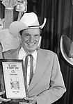 Ernest Tubb 1980 Aacademy Of Country Music Awards....