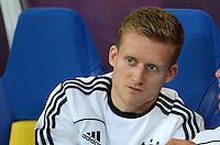 FUSSBALL  EUROPAMEISTERSCHAFT 2012   VORRUNDE Daenemark - Deutschland       17.06.2012 Andre Schuerrle (Deutschland)
