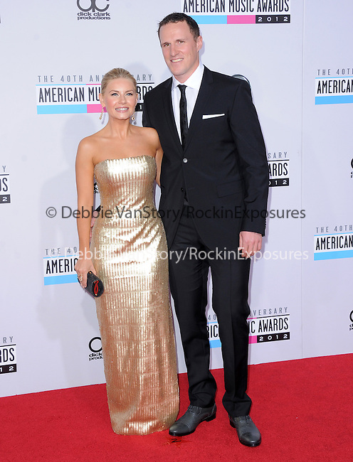Elisha Cuthbert and boyfriend at The 2011 MTV Video Music Awards held at Staples Center in Los Angeles, California on September 06,2012                                                                   Copyright 2012  DVS / Hollywood Press Agency