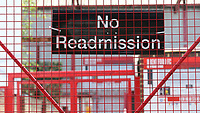 A No Readmission sign on the gates at the entrance to the New Road Stand during Brentford vs Swansea City, Sky Bet EFL Championship Play-Off Semi-Final 2nd Leg Football at Griffin Park on 29th July 2020