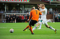 :: DUNDEE UTD'S DAVID GOODWILLIE SCORES THE SECOND :: .