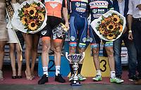 podium legs<br /> <br /> Vlaamse Druivenkoers 2016