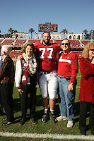 18 November 2006: David Long during Stanford's 30-7 loss to Oregon State at Stanford Stadium in Stanford, CA.