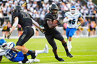 CONWAY VS BENTONVILLE  - Preston Crawford of Bentonville runs the ball against Conway at Tiger Stadium, Bentonville, AR, on Friday September 6. 2019,   Special to NWA Democrat-Gazette/ David Beach