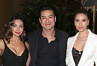 LOS ANGELES, CA - NOVEMBER 8: Courtney Laine Mazza, Mario Lopez, Roselyn Sanchez, at the Eva Longoria Foundation Dinner Gala honoring Zoe Saldana and Gina Rodriguez at The Four Seasons Beverly Hills in Los Angeles, California on November 8, 2018. Credit: Faye Sadou/MediaPunch