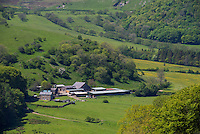 New Laund Farm, Whitewell, Lancashire.