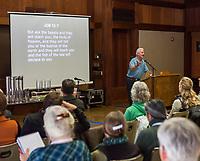 Ray Archuleta presentation on healthy soils at Eco-Farm Conference 2018