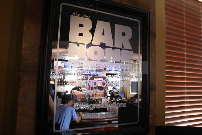 Bar  None on Old Vine Street on Thursday afternoon, October 22, 2009. Photo by Scott Hannigan  | StaffBar  None on Old Vine Street on Thursday afternoon, October 22, 2009. Photo by Scott Hannigan  | Staff