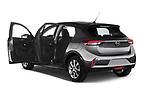 Car images close up view of a 2020 Opel Corsa Elegance 5 Door Hatchback doors