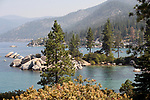 Federal, state and local officials gather for the 22nd annual Lake Tahoe Summit, at Sand Harbor State Park, near Incline Village, Nev., on Tuesday, Aug. 7, 2018.<br /> Photo by Cathleen Allison/Nevada Momentum