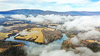 Albemarle County park Beaver Creek Natural area located in Crozet Virginia. Photo/Andrew Shurtleff Photography, LLC