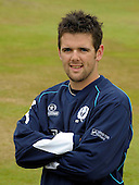 Profile picture - Scotland Player Gordon Goudie - Picture by Donald MacLeod 08.07.09