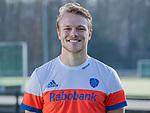 UTRECHT - Jip Janssen,  home  shirt speler Nederlands Hockey Team heren. COPYRIGHT KOEN SUYK