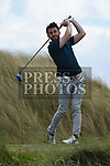 Gerard Dunne CLGC playing in the East of Ireland Open at Lounty Louth Golf Club. Photo:Colin Bell/pressphotos.ie