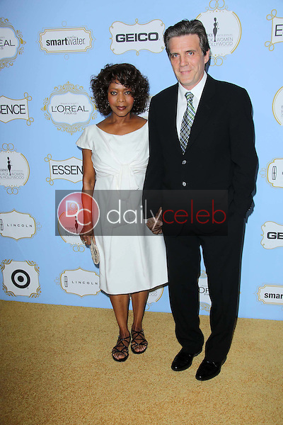 Alfre Woodard, Roderick Spencer<br />