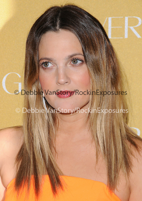 Drew Barrymore at The Covergirl 50th Anniversary Celebration held at BOA in West Hollywood, California on January 05,2011                                                                               © 2010 Hollywood Press Agency