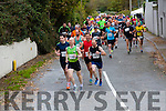 At the  Start of the Churchill GAA 10K on Sunday