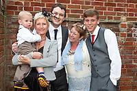 Andrew & Emily's Wedding Day 11.05.13