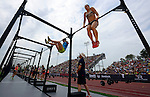 CARSON, CA - JULY 13:  A general view of the 2012 Crossfit Games on July 13, 2012 at the Home Depot Center in Carson, California. (Photo by Donald Miralle) *** Local Caption *** .