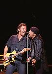 Bruce Springsteen 2002 with Steve Van Zandt   'The Rising'  tour in Phoenix
