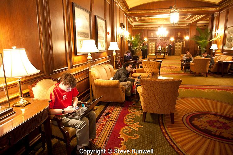 Parker House hotel, Boston, MA