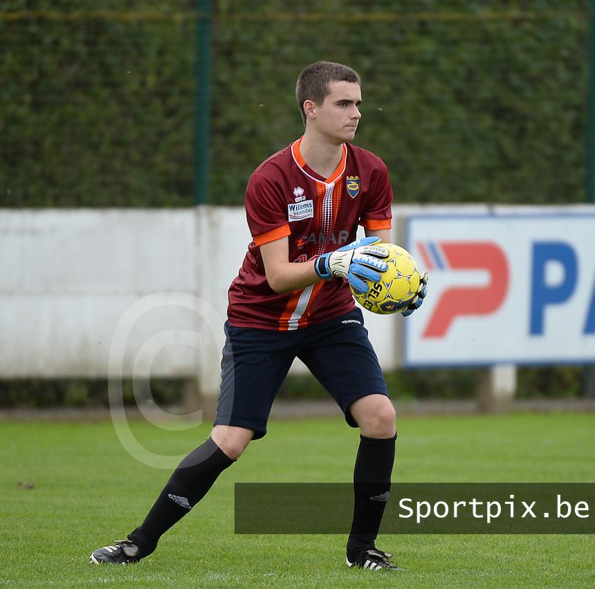 Dottenijs Sport : Gilles Renotte <br /> foto VDB / BART VANDENBROUCKE