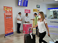 Preventive Measures To Halt Coronavirus Spread At Hermosillo Airport