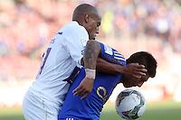 Libertadores 2014 UChile vs Defensor