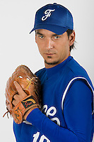 15 Aug 2007: Samuel Meurant - Team France Baseball