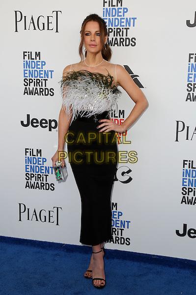 SANTA MONICA, CA - FEBRUARY 25: Kate Beckinsale attends the 2017 Film Independent Spirit Awards at Santa Monica Pier on February 25, 2017 in Santa Monica, California.   <br /> CAP/MPI/PAR<br /> &copy;PAR/MPI/Capital Pictures