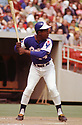 CIRCA 1972: Hank Aaron #44 of the Atlanta Braves bats during a game from his 1972 season. Aaron played 23 seasons, with 2 different teams, was a 25-time All-Star and inducted to the Baseball Hall of Fame in 1982.  (Photo by: 1972 SportPics)  *** Local Caption *** Hank Aaron