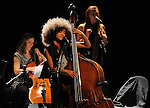 Fresh off a Grammy win for best new artist,Esperanza Spalding performs live to a sold out crowd at The Bovard Auditorium at USC in Los Angeles, California on February 26,2011                                                                   Copyright 2010  DVS / RockinExposures