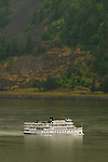 Spirit Tour Ship, Columbia River Gorge