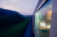 Dawn over the Eastern & Oriental Express.