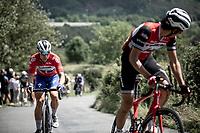 Fabio Jakobsen (NED/Deceuninck Quick Step) up the 'La Redoute'<br /> <br /> Baloise Belgium Tour 2019<br /> Stage 4: Seraing – Seraing 151.1km<br /> ©kramon