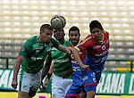 Deportivo Cali igualó 2-2 con el Deportivo Pasto, en duelo de la fecha 12 disputado en el estadio de Palmaseca.