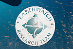Earthwatch Logo On Truck