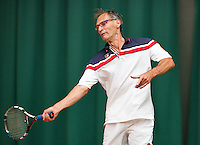 August 22, 2014, Netherlands, Amstelveen, De Kegel, National Veterans Championships, <br /> Photo: Tennisimages/Henk Koster