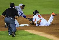 Acciones, durante la apertura de la temporada de beisbol de la Liga Mexicana del Pacifico 2017 2018 con el partido entre Naranjeros vs Yaquis. 11 octubre2017 . <br /> (Foto: Luis Gutierrez /NortePhoto.com)