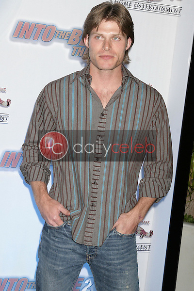 Chris Carmack<br />at the Los Angeles Premiere of 'Into The Blue 2 The Reef'. Beverly Hilton Hotel, Beverly Hills, CA. 04-14-09<br />Dave Edwards/DailyCeleb.com 818-249-4998
