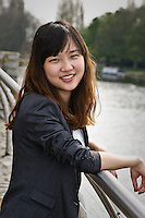 Photos for Kingston University  London international student brochures and prospectuses.??Profile portrait of  Yujin Hwang (South Korea)??Date Taken: 19/04/10??Location: ??Contact:??Commissioned by:  Kingston University - Emma Carlino?Emma Carlino.International Marketing Communications Manager.International Centre.Kingston University London.Swan Wing, River House.53-57 High Street.Kingston upon Thames.London.KT1 1LQ.UK.Tel: +44(0)20 8417 3006.Fax: +44(0)20 8417 3028.Email: e.carlino@kingston.ac.uk.Website: www.kingston.ac.uk/international