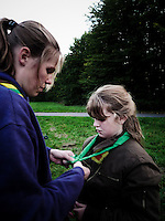 Nystartad scoutka?r i Linero
